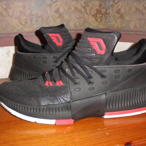 outlet store f47e8 a818f adidas Other - Adidas Dame 3 Shoes CG4186 Utility BlackCore